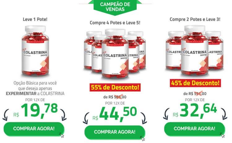 Colastrina farmácia