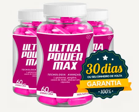 Ultra Power Max farmácia