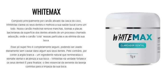 Whitemax farmácia
