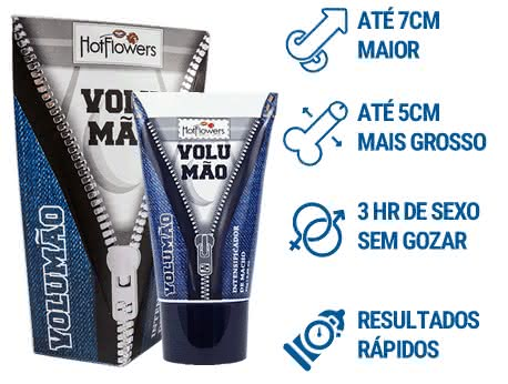 Super Gel Volumão Farmácia