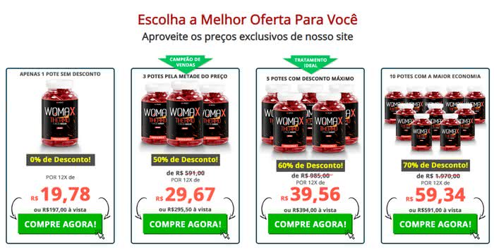 Womax Thermo Farmácia
