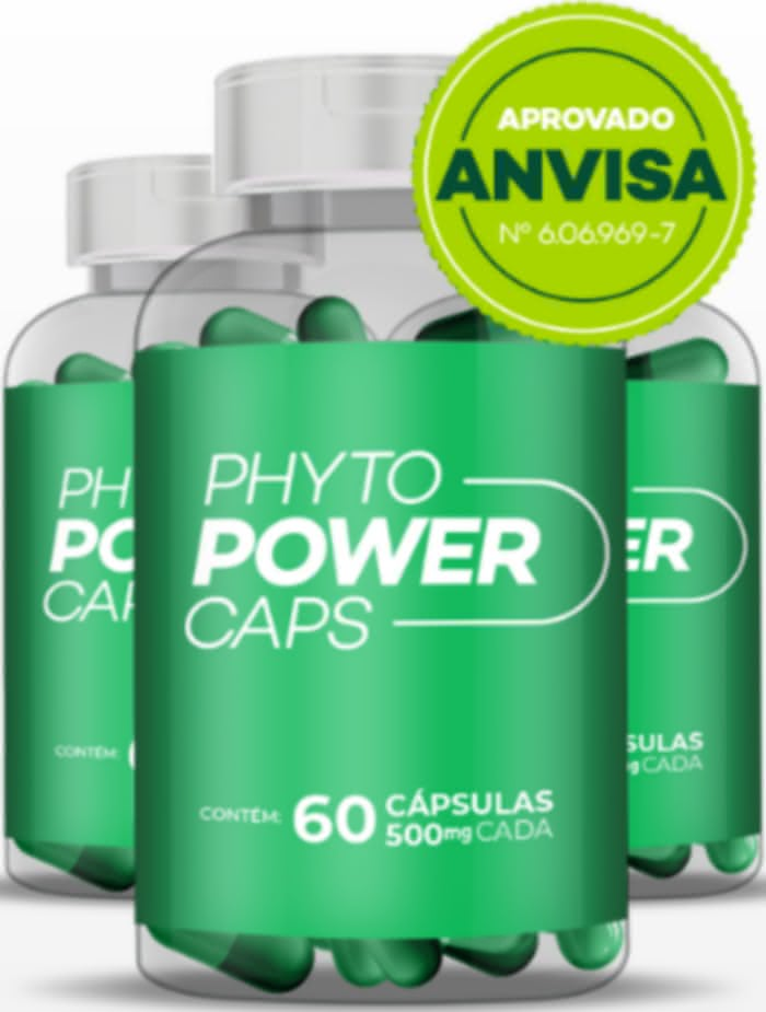 Phyto Power Caps Farmácia