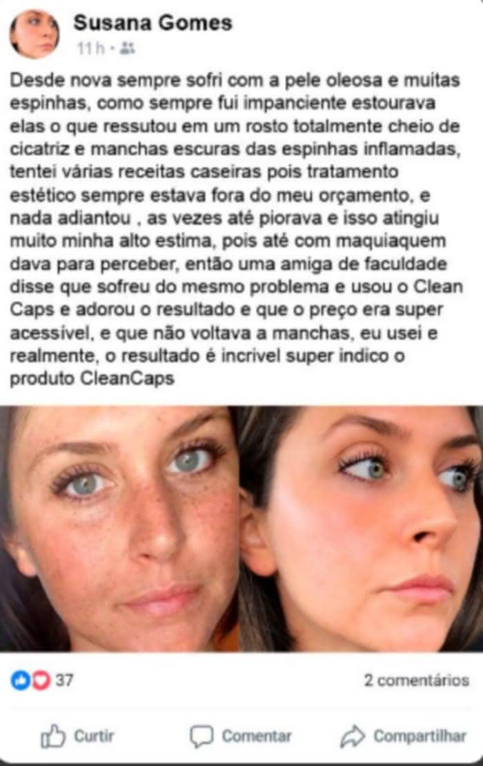 Clean Caps Farmácia