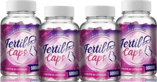 Fertil Caps Farmácia