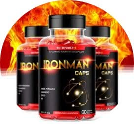 Ironman Caps farmácia