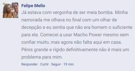 Macho Power Farmácia